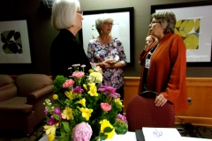 Mae Stolte, Judith Slimmon, Janice Dickin
